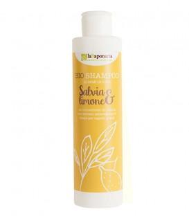 Shampoo Salvia e Limone - La Saponaria