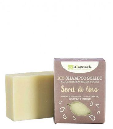 Shampoo Solido - La Saponaria