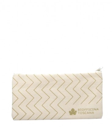 Trousse in Cotone Naturale Biofficina Toscana