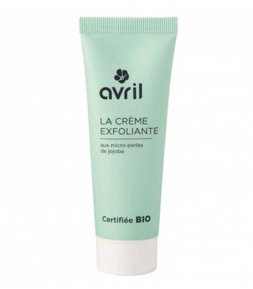 Crema Scrub Esfoliante Viso - Avril
