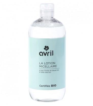 Lozione Micellare con Acqua di Fiordaliso Bio - Avril