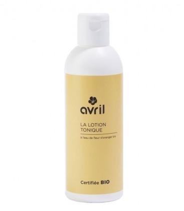 Tonico - con Acqua di Fiori d'Arancio Bio - Avril