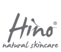 logo Hino natural skincare