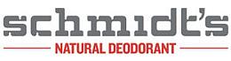 Schmidt's natural deodorant logo ecobelli