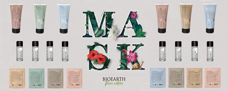 Bioearth Mask - Le Maschere e i Sieri